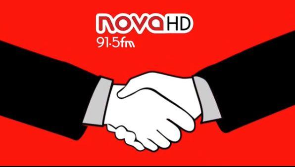 Animación Publicite en Radio Nova