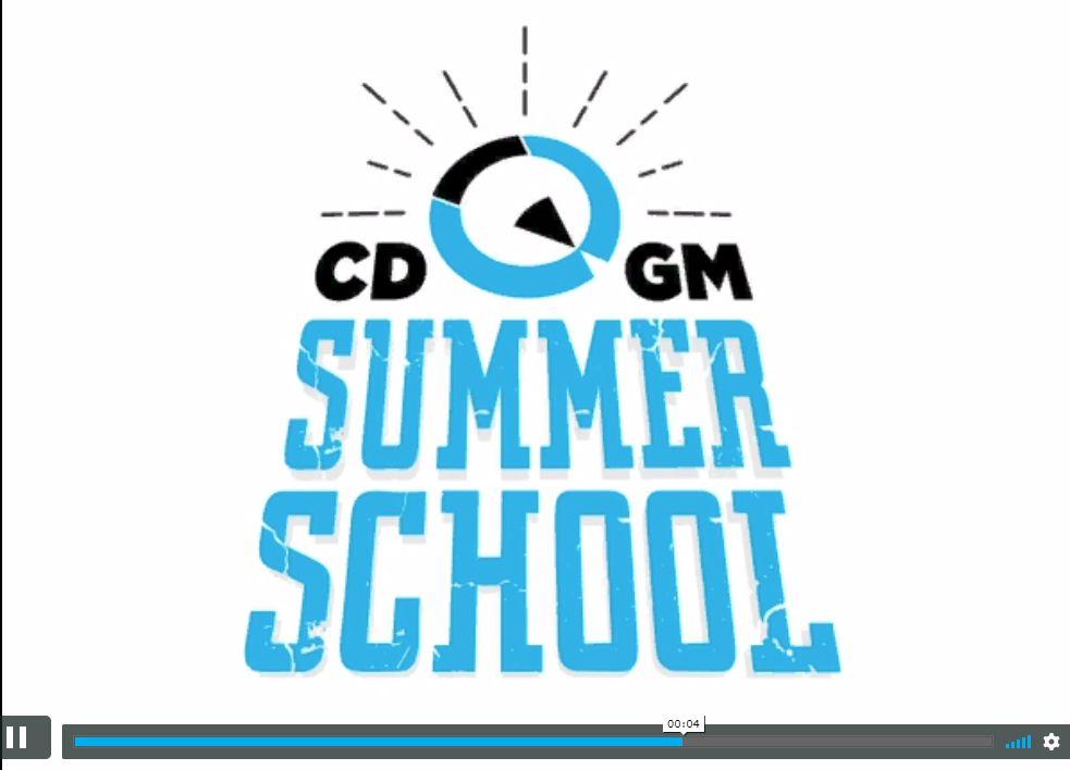 Animación Logo Summer School
